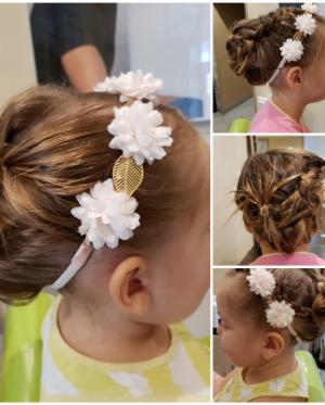 Coupe enfant fille - A l'hair Libre à Vallon sur Gée