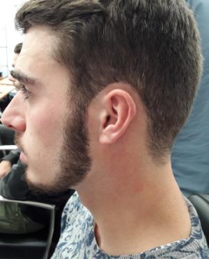 Coupe homme - A l'hair Libre à Vallon sur Gée